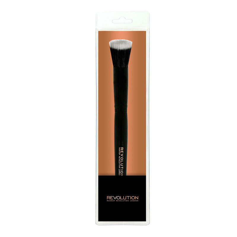 Pensula stippling Makeup Revolution Pro F103 Stippling Brush