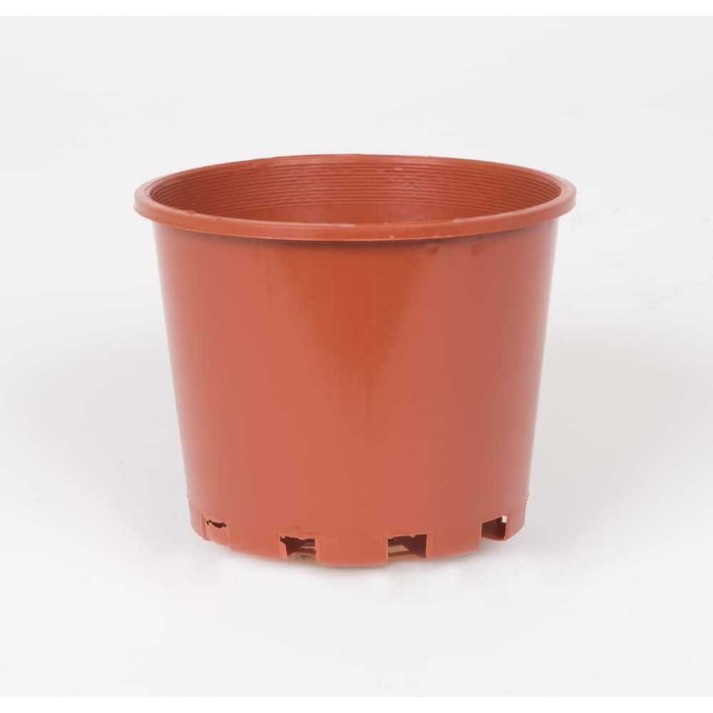 165mm Squat Plastic Pot - Each - Squat Pot