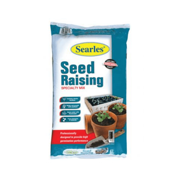 Searles Seed Raising Mix 6Lt