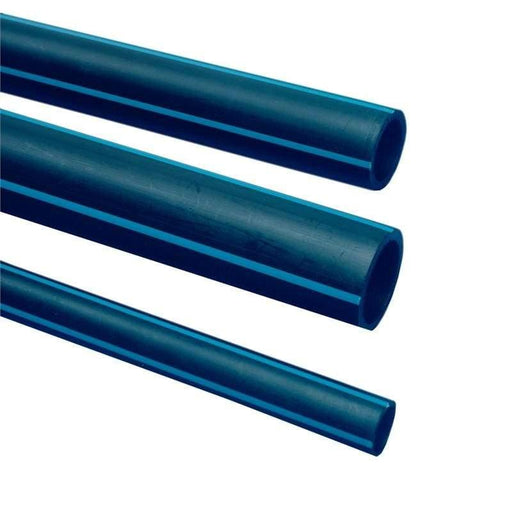 20mm Blue Line Poly Pipe Pn 12.5 - Per M - Blue Line Poly