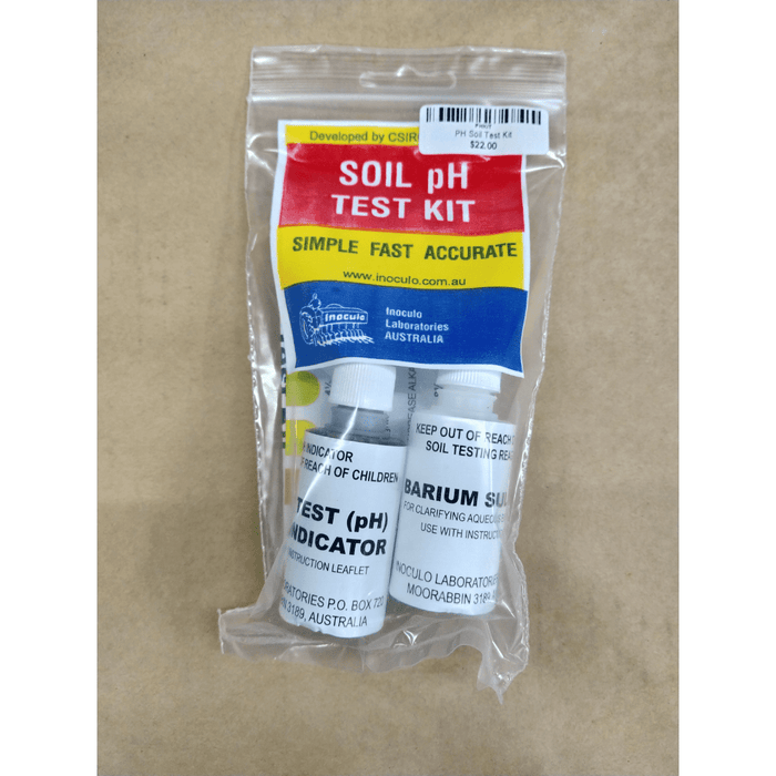 pH Soil Test Kit