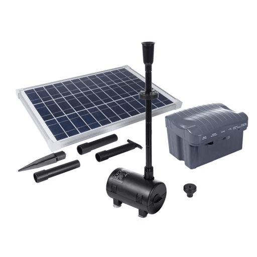 Aquagarden SOLARFREE 1600C Pumps
