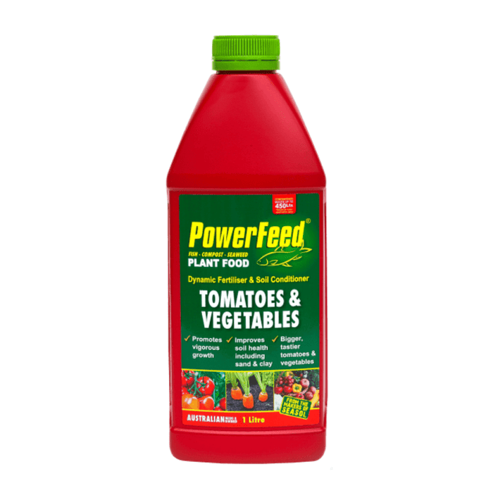 PowerFeed For Tomatoes and Vegetables 1lt