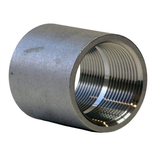 316 Stainless Steel Soccet - 6 - Stainless Steel Threaded