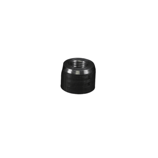 1/4″ BSP machined aluminium button