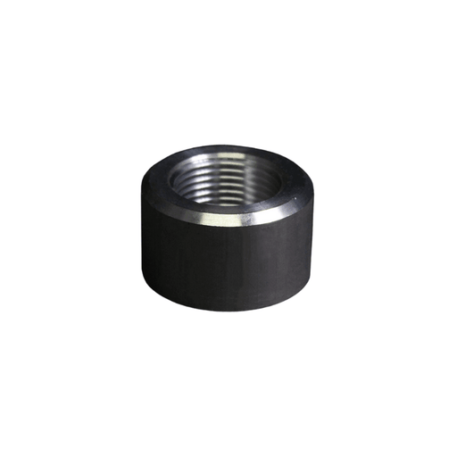 1″ BSP machined aluminium button