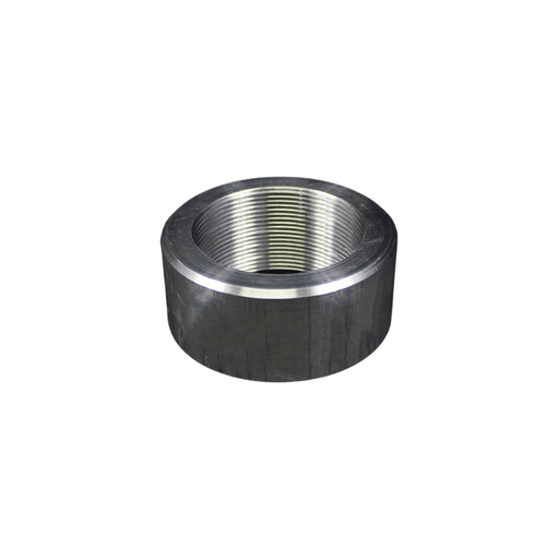 2 1/2″ BSP machined aluminium button