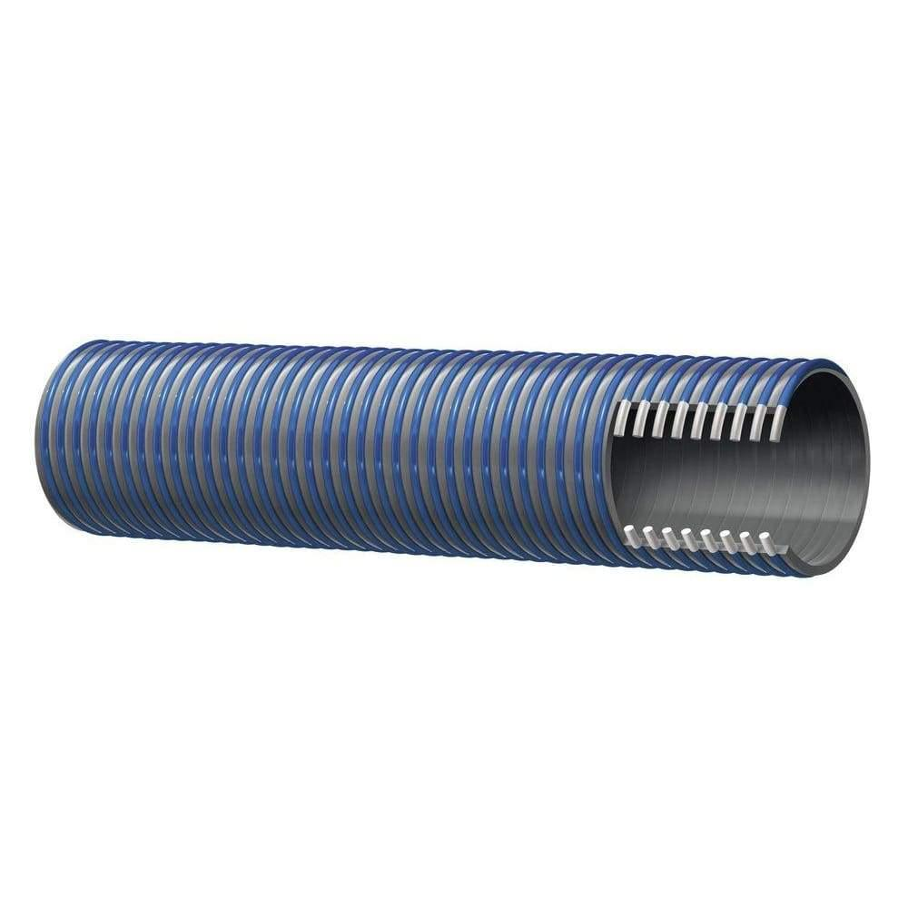 Blue Grey Suction Hose Per M - 25mm