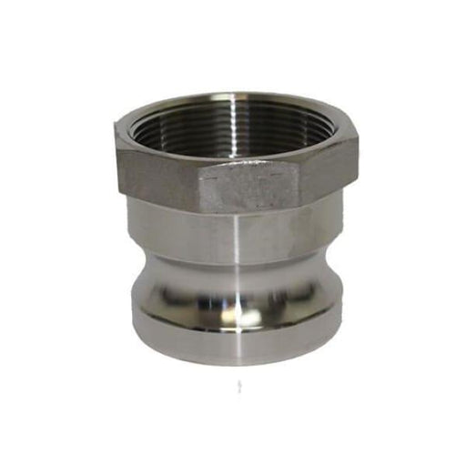 Camlock Type A Aluminium - 20mm