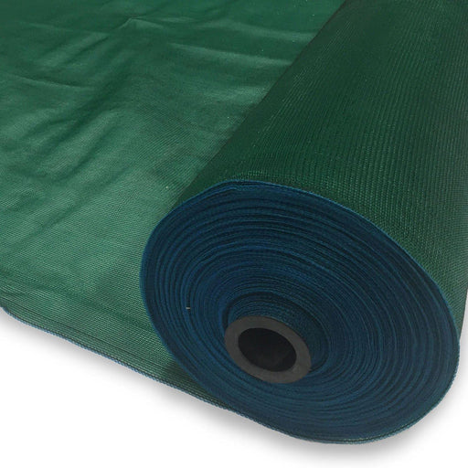 70% Commercial Shade Cloth 3.66M Wide (Green)