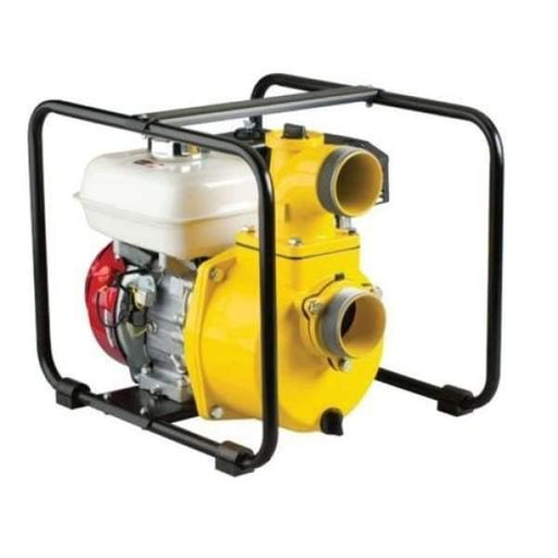 Davey 3 FloodFighter Trash Pump w/ GX200 Honda Petrol Motor - Engine Driven Pumps