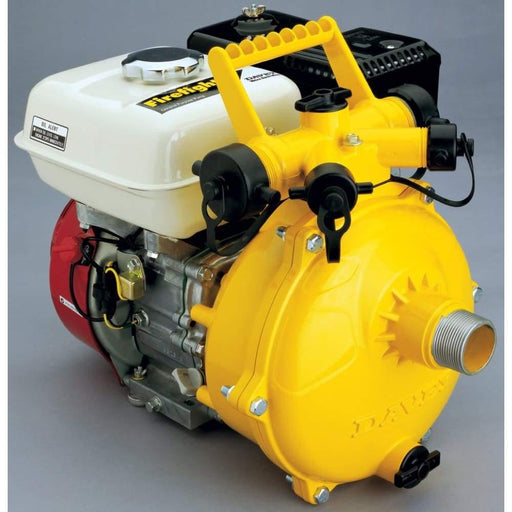 Davey Single Stage Firefighter Pump w/ Honda GX200 Petrol Motor - Transfer Pumps