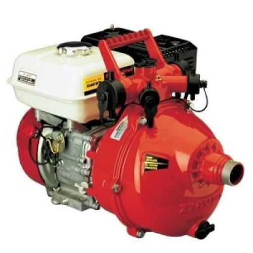Davey Twin Stage Firefighter Pump w/ Honda GX200 Petrol Motor - Transfer Pumps