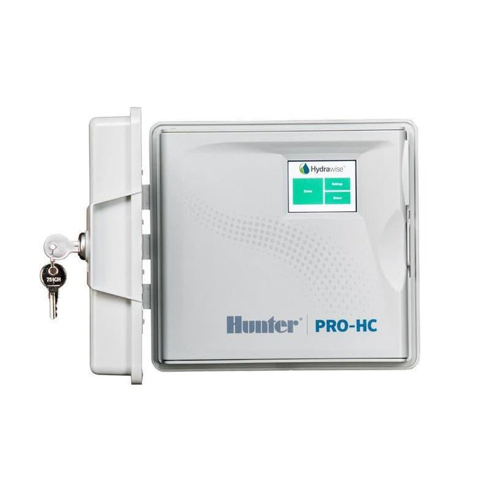 Hunter Pro-HC Hydrawise Irrigation Controller - 6 - Web Based Controllers