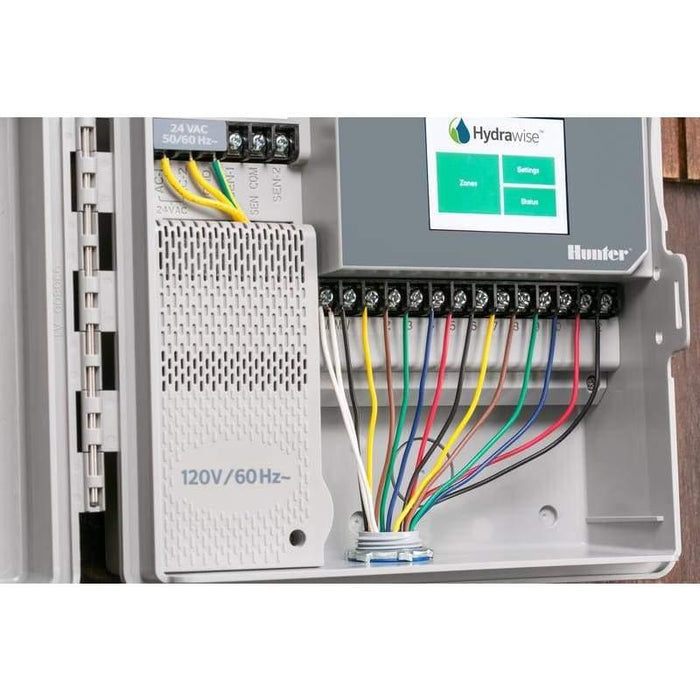 Hunter Pro-HC Hydrawise Irrigation Controller - Web Based Controllers