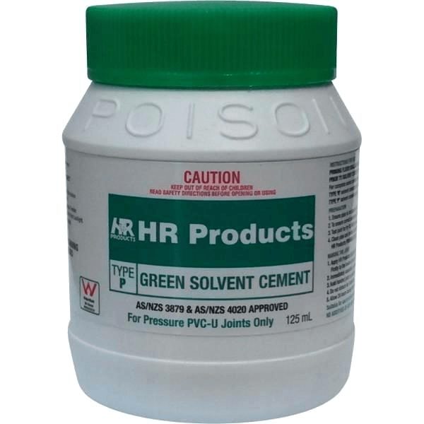 HR Products Green PVC Glue