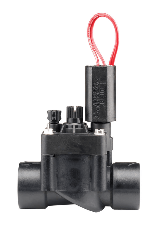 Hunter PGV Solenoid Valve 25mm w/ 9V DC Coil