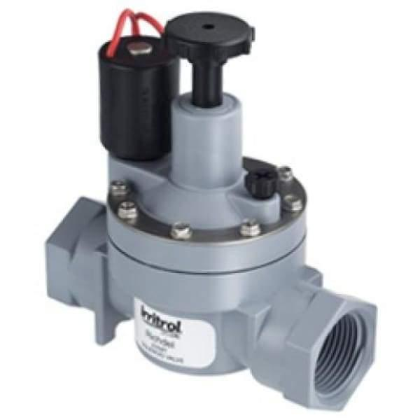 Irritrol 205 Solenoid Valve w/ Flow Control 9VDC - Solenoid Valves and Fittings