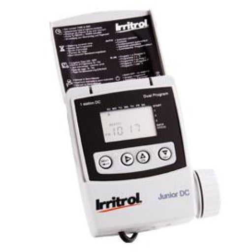 Irritrol Junior dc 9V Irrigation Controller - 1 Stn w/ Valve - Barrery Controllers
