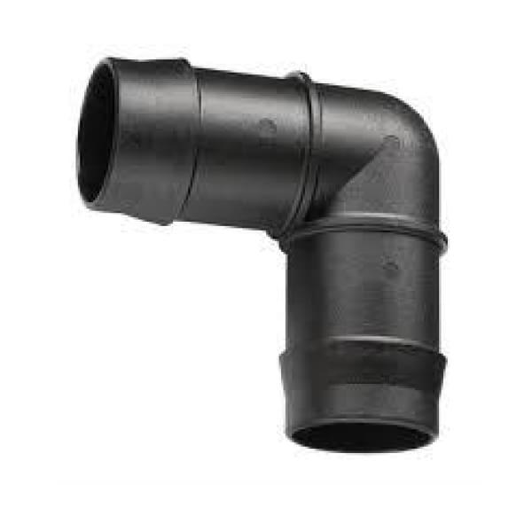 L.D. Poly ELBOW - 10mm - Low Density Fittings