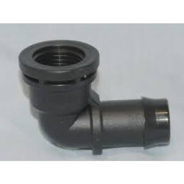 L.D. Poly FI ELBOW - 13mm x 1/2 Fi - Low Density Fittings