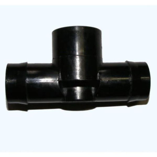 L.D. Poly FI TEE - 13mm x 1/2 Fi - Low Density Fittings