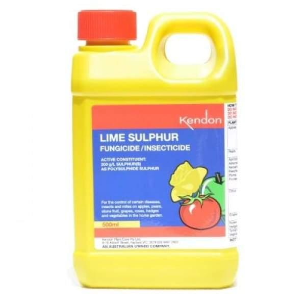 Lime Sulphur 250ml Fungicide/Insecticide - Fungicide