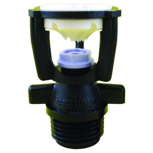 Mini Wobbler w/ Gold Nozzle Sprinkler - 1/2 - Fixed Sprinklers