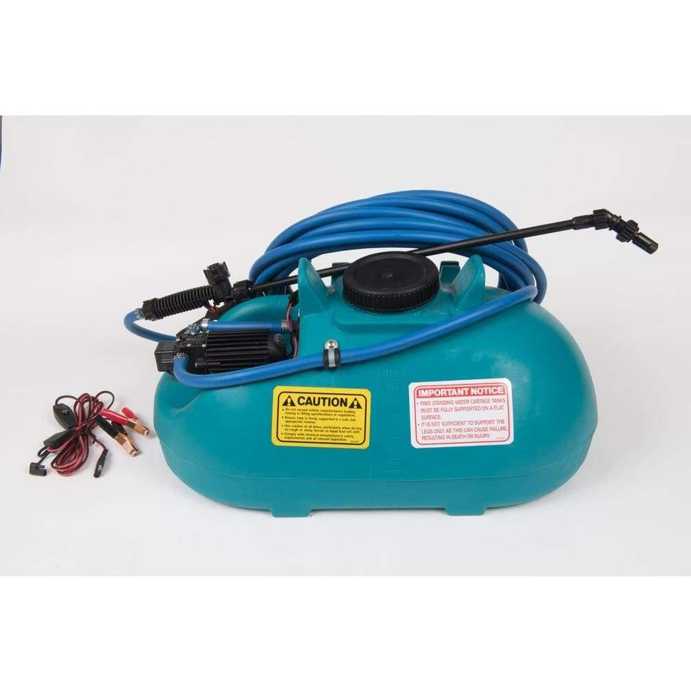 Nuleaf 100L Spray Pack - 12V sprayser