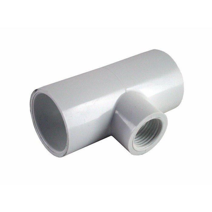 PVC Faucet Tee (slip x thread) - 15mm x 15mm - PVC Fittings