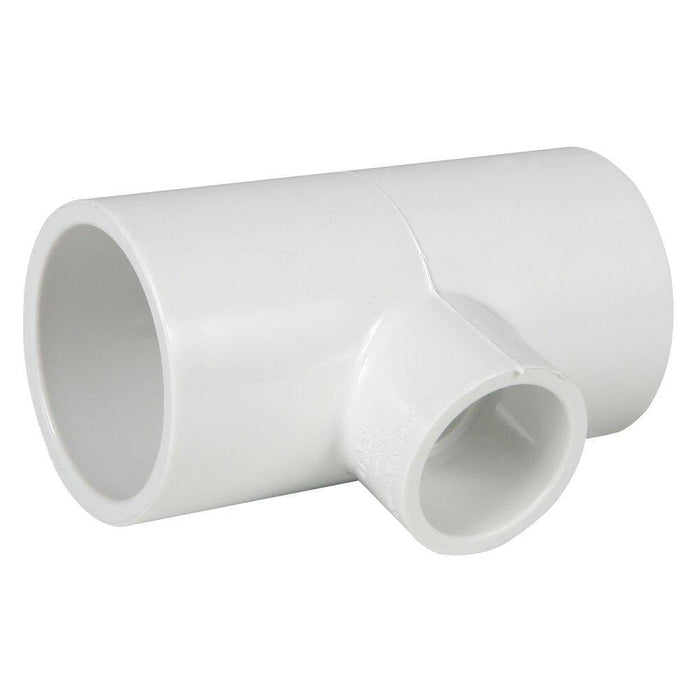 Pvc Reducing Tee - 20mm x 15mm - PVC Fittings