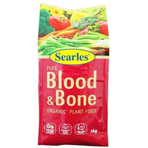 Searles Blood And Bone - 4kg - Plant Fertiliser