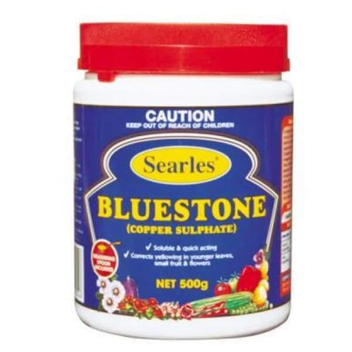 Searles Bluestone (Copper Sulphate) 500g - Nutriance