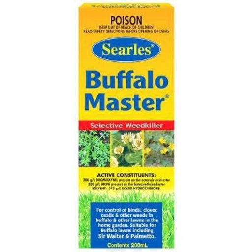 Searles Buffalo Master - 200ml - Herbicide
