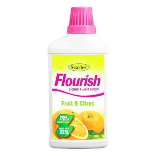 Searles Flourish Fruit & Citrus 500ml - Plant Fertiliser