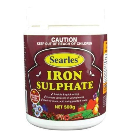 Searles Iron Sulphate 500g - Nutriance