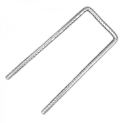 Steel U-Pin 150mm - Each - Fixings
