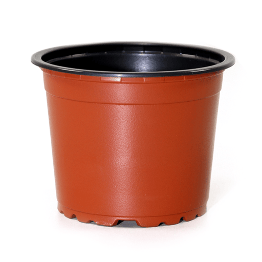140mm TEKU Squat Pot (Soft Plastic)