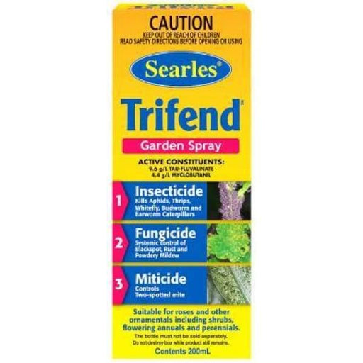 Trifend Miticide/Fungicide/Insecticide - 200ml - Insecticide