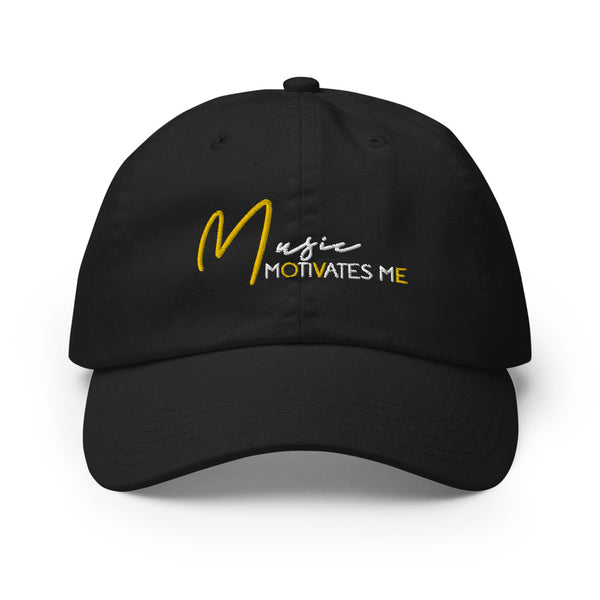 """Music Motivates Me"" Cap! (Limited Time Only)"