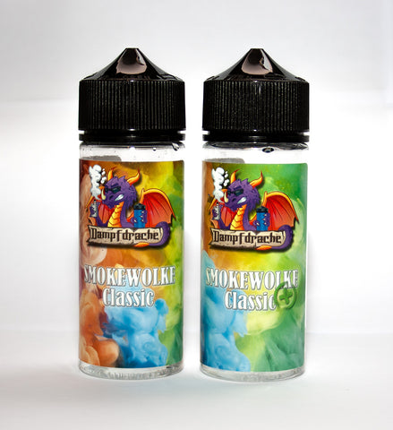 Smokewolke Bundle, 2x 120ml Chubby