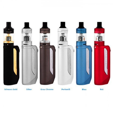 Alesia V2 Kit - 60 Watt TC Box Mod