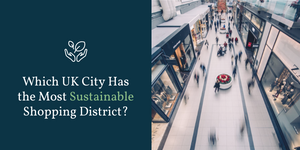 REVEALED: Best and Worst UK Cities for Sustainable Shopping