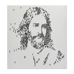 Handpainted Jesus Christ Canvas