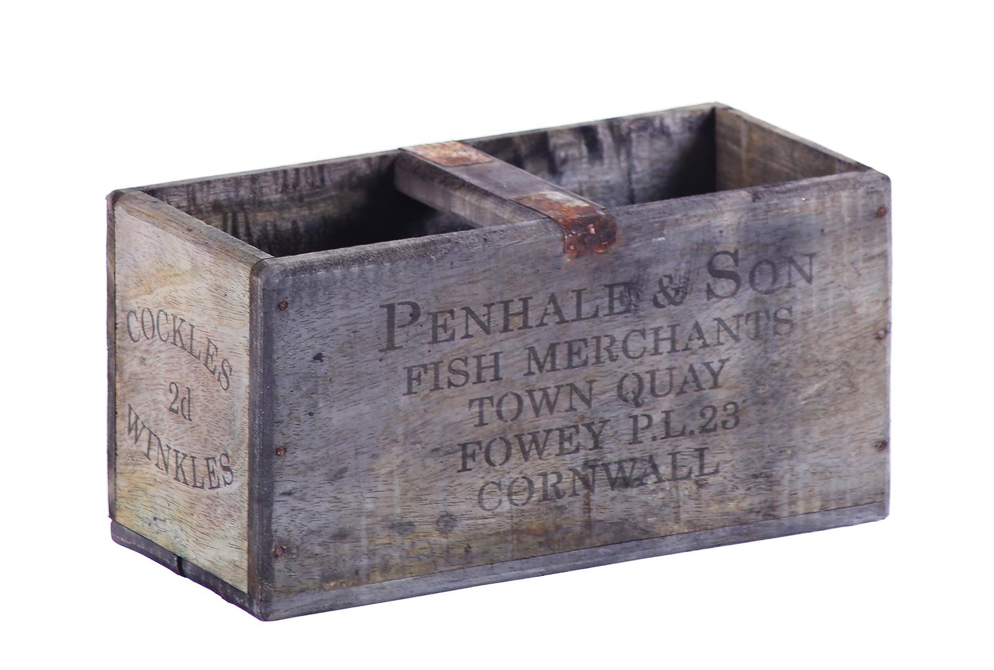 Rectangular Fish Box - Penhale & Sons