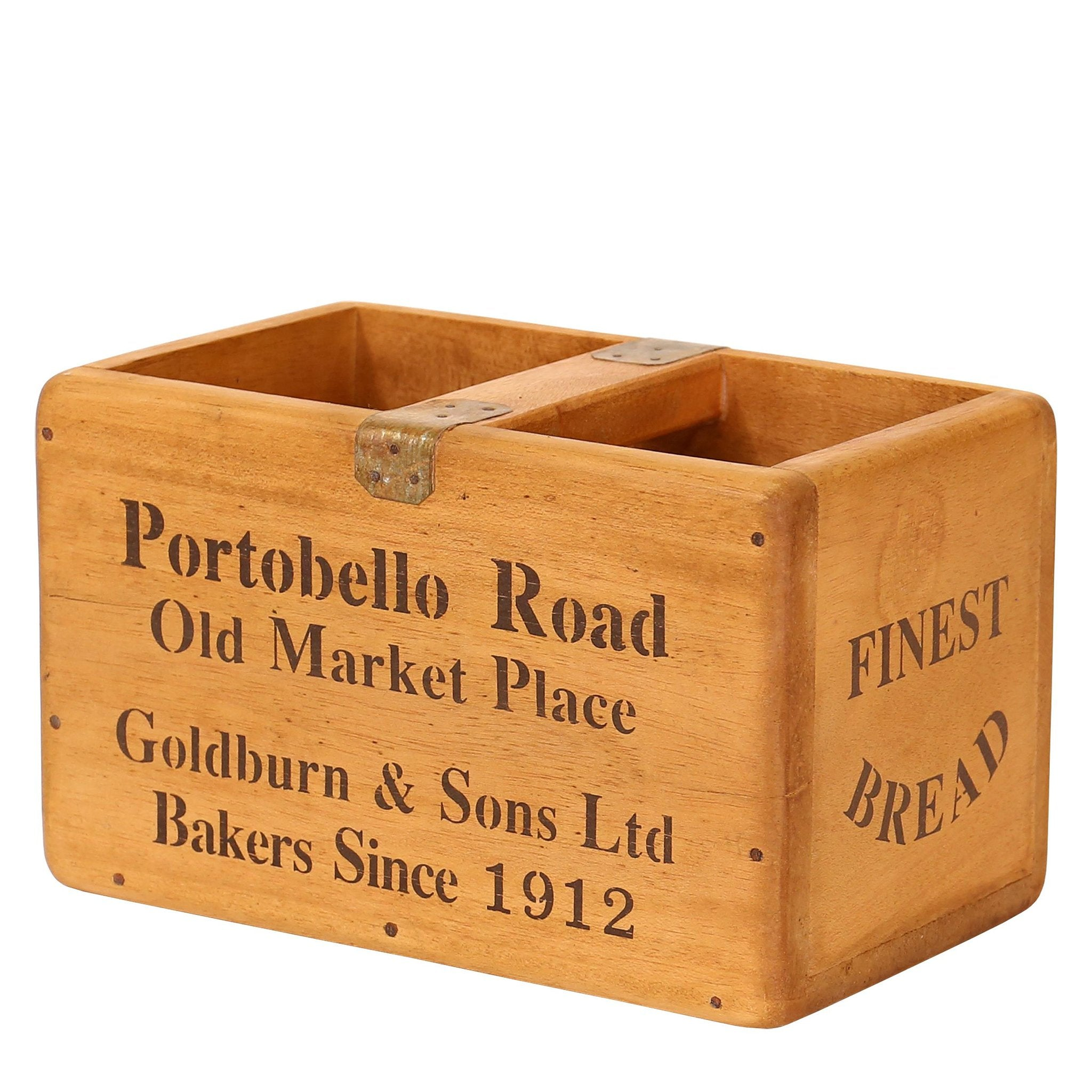 Portobello Road Medium Vintage Box