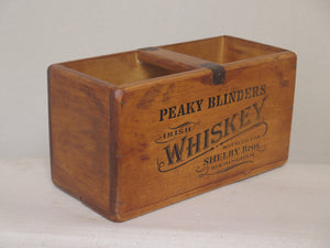 Peaky Blinders Whiskey Box