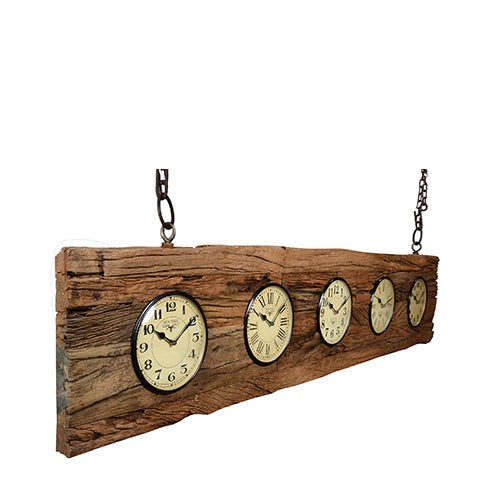 Sillipar World Time Clock