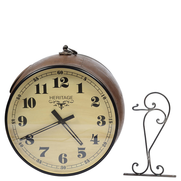Old iron nagada clock
