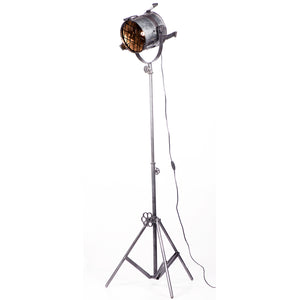 Industrial Inspired Tall Floor Lamp